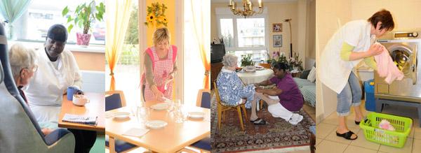 Bien etre services maintien domicile en alsace et for Aide au bricolage a domicile