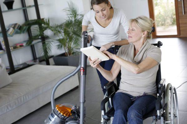 Assistance à domicile handicap Strasbourg